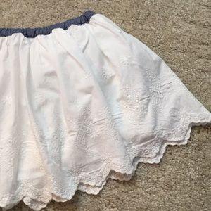 Oshkosh girls skirt 4t